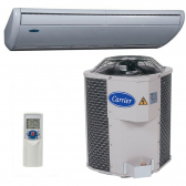 Ar Cond Split Pt Carrier Space Eco Saver 60000 Btu Quente E Frio - 380V Tri (38Cql060235Mc) 010102008954011528