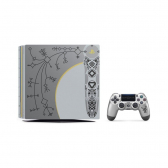 Console Sony Playstation 4 Pro 1Tb 4K Hdr God Of War - Ed Limitada - Prata (Bivolt) - Mkp000419001040