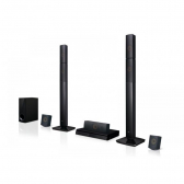 Home Theater Lg Blu-Ray 3D Lhb645 - 1000W Rms, Bluetooth, 5.1 Canais, Private Sound Mkp000315005110