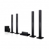 Home Theater Lg Lhb655Nw Blu-Ray, 1000W Rms - Bluetooth, 5.1 Canais, Usb Rec, Sound Sync Wireless Mkp000315005070