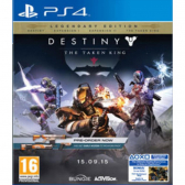 Jogo Destiny The Taken King Lendaria Edition - Ps4 Mkp000315006000