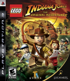 Jogo Lego Indiana Jones The Original Adventures - Ps3 Mkp000315000086