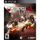 Jogo Motorcycle Club - Ps3 - Mkp000315006013