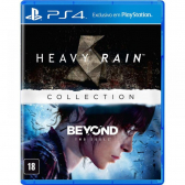 Jogo The Heavy Rain & Beyond Two Souls Collection - Ps4 Mkp000315000431