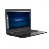 Notebook Legacy Intel Celeron Linux Tela Hd 14'' Ram 4Gb + Interna de 500Gb Multilaser - Pc204 Mkp000278000875