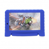 Tablet Disney Vingadores Plus Wifi 8Gb Android 7 Dual Camera Azul Multilaser - Nb280 Nb280 Mkp000278002899
