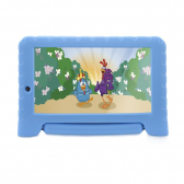 Tablet Galinha Pintadinha Plus Quad Core 1Gb Ram Wifi 7´´ 8Gb Android 7 Azul Multilaser - Nb282 Nb282 Mkp000278002897