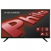 Tv 39'' Led Philco Ph39E60Dsgwa Android, Hd, Wi-Fi, Funcao Midiacast, Aptoide, Entradas Hdmi 2 E Usb 2 - Mkp000315001896