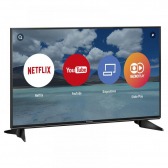 Tv 43'' Led Panasonic Tc-Ex600B - Ultra Hd 4K, Smart Tv, Wi-Fi, 4K Hexa Chroma Drive, Ultra Vivid, Entradas Hdmi 3 E Usb 2