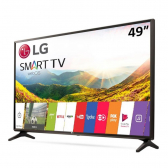 Tv 49'' Led Lg Lj5550 Full Hd Smart Tv Wi-Fi Webos 3.5 Quick Access Time Machine Ready Magic Mobile Connection Entradas Hdmi 2 E Usb 1 - Mkp000315000513