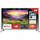 Tv 49'' Led Panasonic Es630B Full Hd, Smart Tv, Wi-Fi, Swipe And Sharee - Entradas Hdmi 3 E Usb 2 - Mkp000315001154