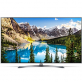 Tv 55'' Led Lg Uj7500 Ultra Hd 4K - Ultra Slim, Smart Tv, Wi-Fi, Magic Mobile Connection, Controle Smart Magic - Mkp000315000004